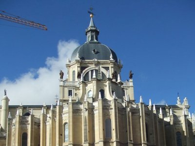 Madrid Monuments - From Medieval to Austrians