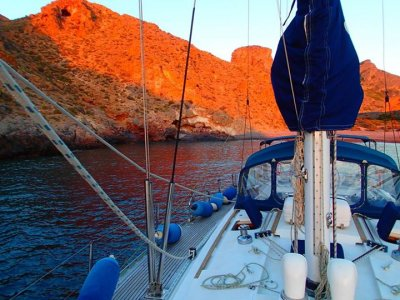 8-hour boat rental, La Manga, high-season