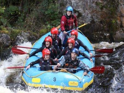 Canolfan Tryweryn Rafting