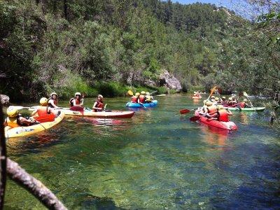 Multi-Adventure Camp, Alto Tajo, 14 days