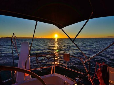 8-hour boat ride, Mar Menor or the Mediterranean