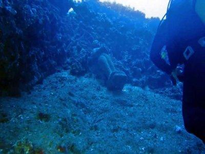 2h diving immersion in La Catedral, Cala Portinatx