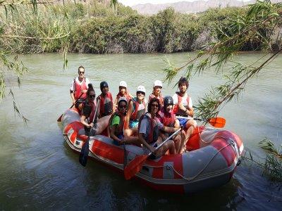 Rafting Alongside Arrozales de Calasparra, 2h 30