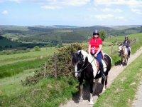 Trekking with Five Saints Riding Centre