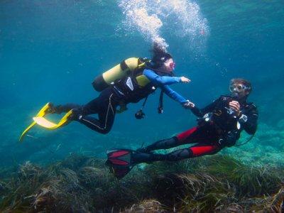 PADI Advanced Open Water Diver in Ibiza