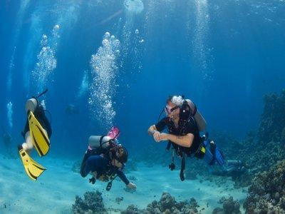 Diving, Cuevas de la Luz y Columnas 2h