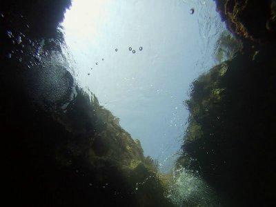 Diving Session, Cuevas de Ses Caletes, 2h