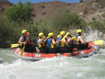 Experience Box Andalucia Rafting