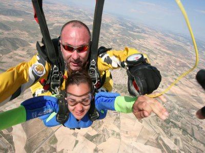 Skydiving+Freefall PAC Course, Ontur