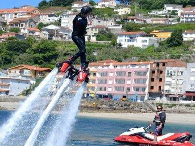 Flyboard in Moaña - 20 min