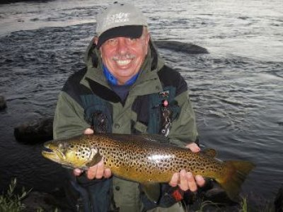 Bob & Vera Carlson Fly Fishing Tuition
