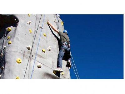 Climbing course in Parque de Guadarrama 2 hours