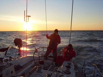 8-hour sailing trip from Vigo