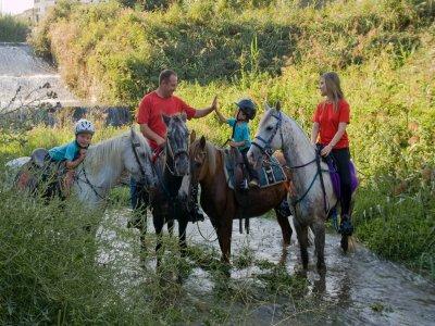 Horse Riding Camp, Novallas, 6 days