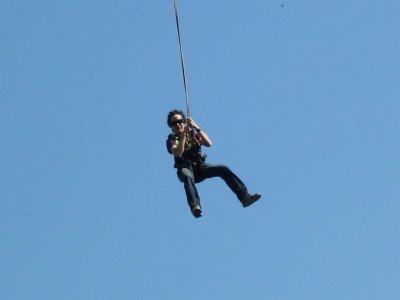 Bungee Jumping at Aznalcóllar