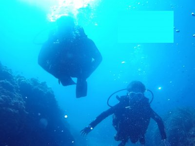 Open Water Diver Course at Carboneras, 4 days