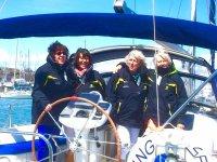 Group of sailors