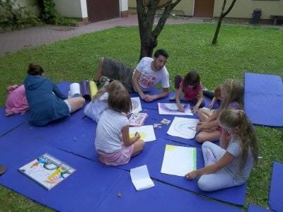 GR Summer Camp Pravia