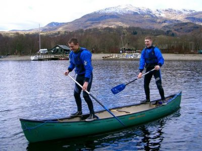 Kendal Mountaineering Services Canoeing