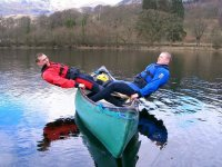 You will struggle to capsize a canoe