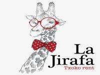 La Jirafa TxokoRent