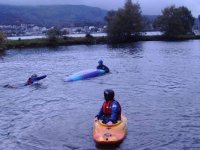 It is easy to capsize