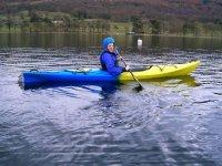 Kayak set up