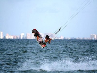 Kitesurf Material Rental in Los Narejos - 4h