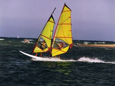 Fluvià Gola Windsurf