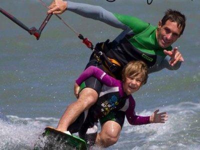 Kitesurf induction parents & children Los Narejos