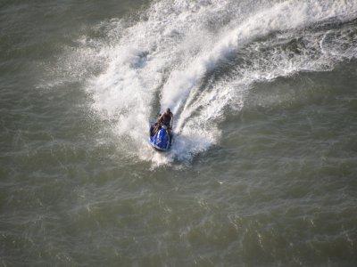 Jet ski excursion Cambrils 20 min