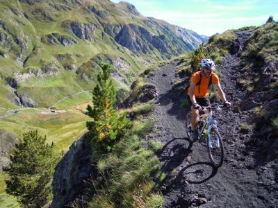 MTB Route Full Day, Pyrenees