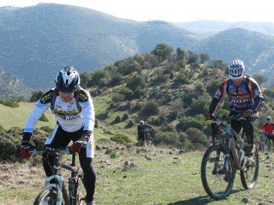 MTB ride in Sierra Morena