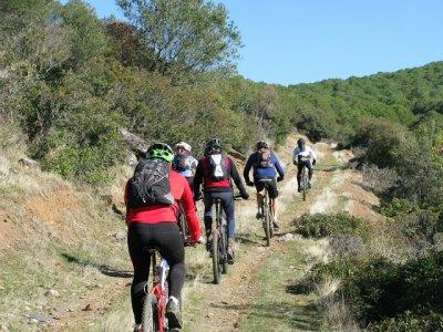MT trip, full day, Sierra Morena