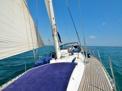 6-hour boat ride on the Mar Menor or Mediterranean