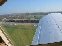 Enjoy beautiful sights with Gamston Flying School
