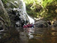 Gorge Walking North Wales