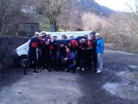 Stag Group Gorge Walking North Wales