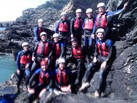 Coasteering Anglesey