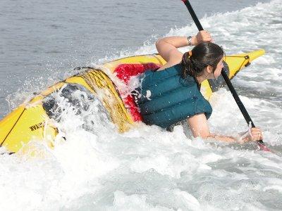 Kayak initiation course, Mazaricos, 5h