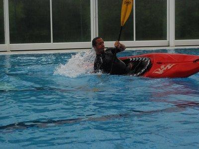 Kayaking course Mazaricos 10 hours