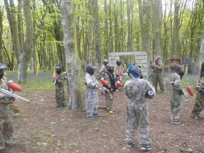 Rebel Paintball Games