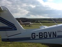 Aeroplanes in Synergy Flight Centre