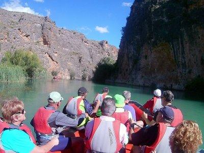 Almadenes Rafting + Paintball + Meal + Lodging