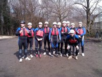 Stag Group Gorge Walking