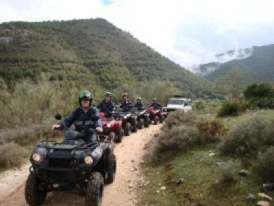 Experience Box Andalucia Buggies