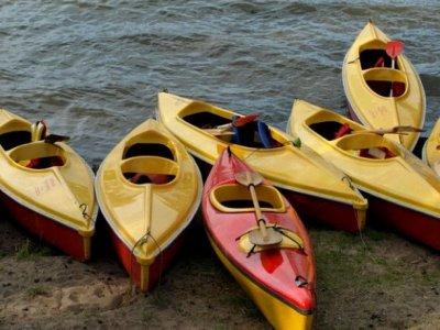 Kayak renting, Palma de Mallorca, 1 hour