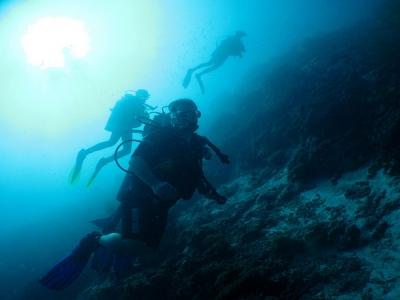 Open Water Diver PADI in Marbella - 4 days