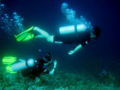 PADI Advanced Open Water in Marbella