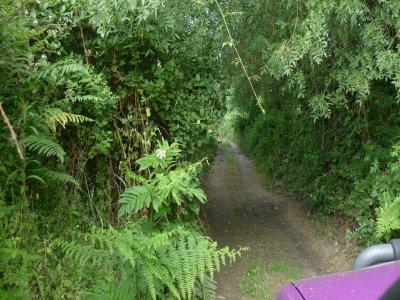 4x4 route in La Vera + accomodation